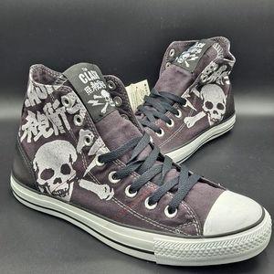 RARE 2009 Converse The Clash Collab Sneaker Shoes